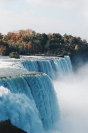 Niagara Falls Portrait